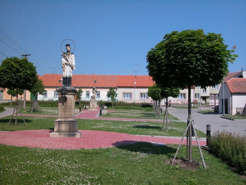 Obec Únanov Obecní úřad
