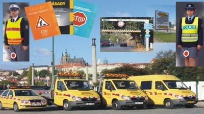Dopravní značky Ostrava