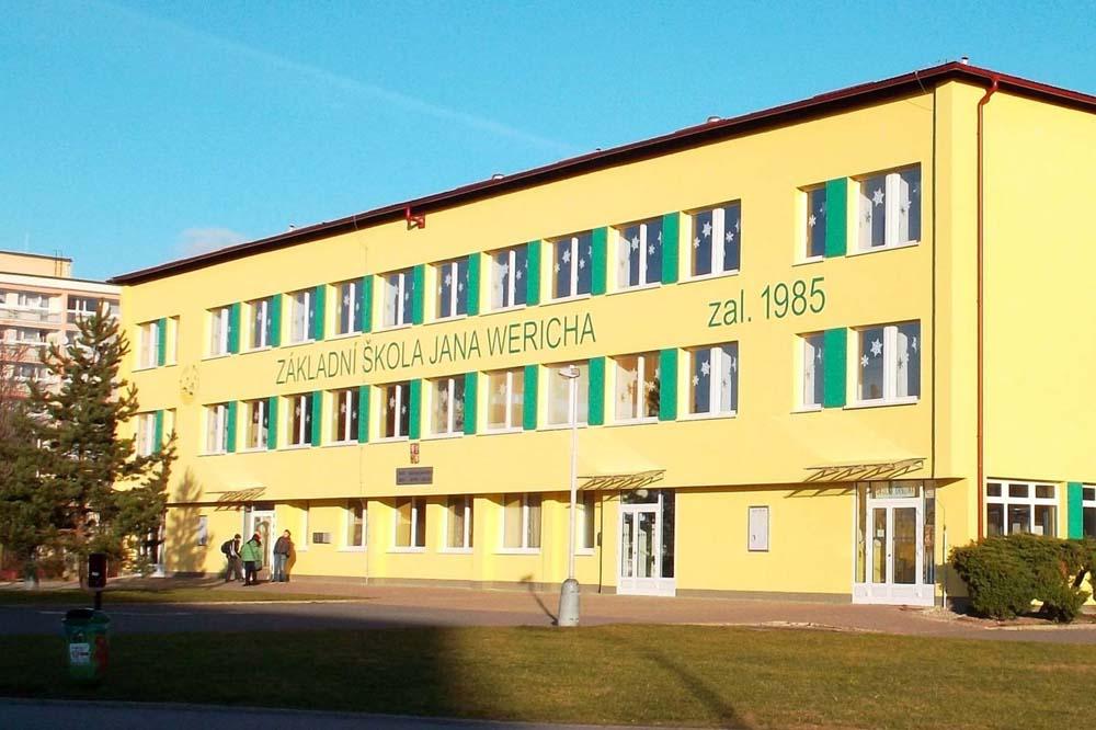Zakladni skola Jana Wericha cizi jazyky, telesna vychova Praha 6