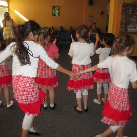 Westernové tance