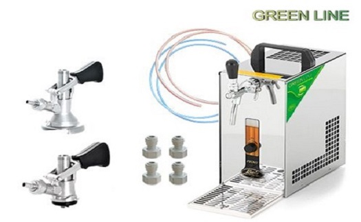 Výčepní zařízení na víno, mošt, pivo - dodávka, prodej