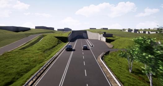 Doprava a dopravní stavby