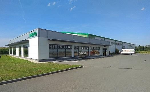 Agrozem Opava, s.r.o. Prodej lesní a zemědělské techniky