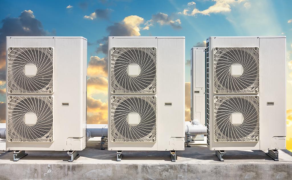 Dodávka klimatizací