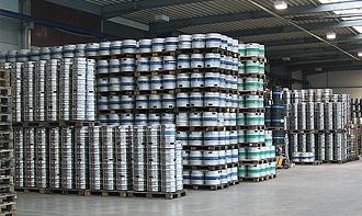 KSO AST GmbH  Anna Petrová KEG sudy nerezové pivní, jehly fitingy