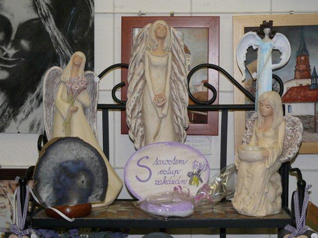 Keramika a dárkové předměty
