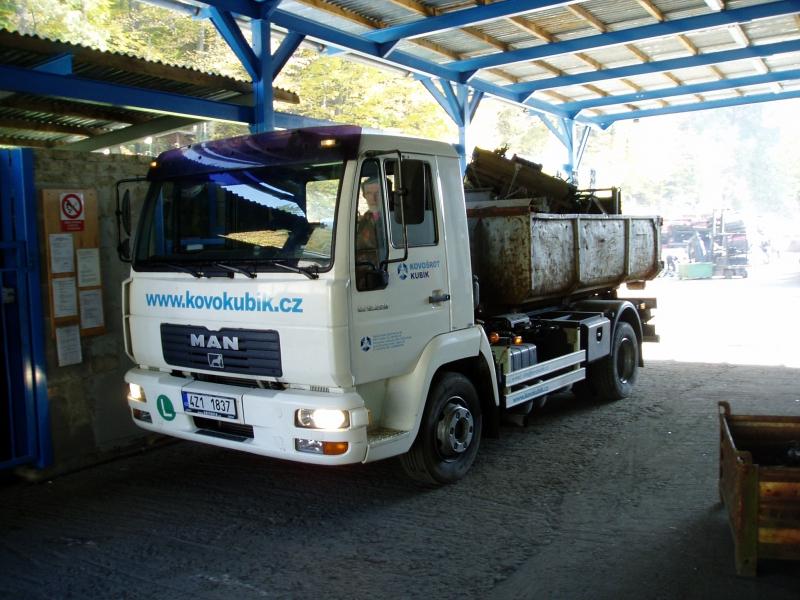 Ekologická likvidace autovraků Vsetín