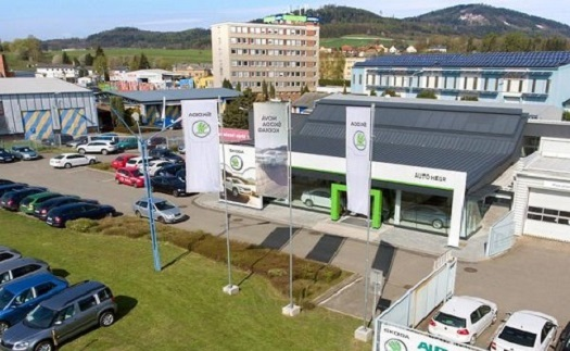 Autorizovaný prodejce nových i ojetých vozů Škoda, Šumperk