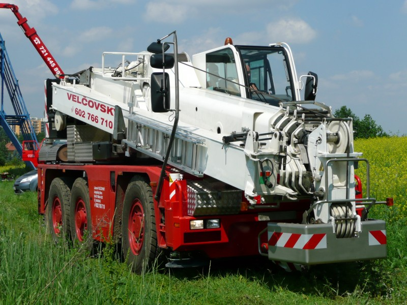 Autojeřáb Demag AC 40 City