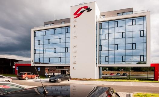 Ubytování - GRID hotel