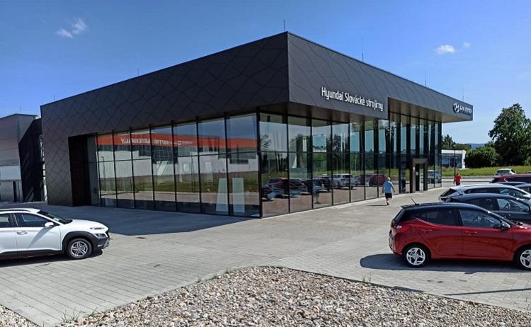 Hyundai Slovácké strojírny Slovácké strojírny, akciová společnost