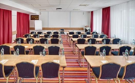 Prostory pro pořádání konferencí, kongresů a seminářů v hotelu v centru Brna