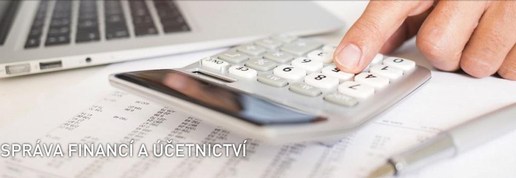 Správa účetnictví a financí Praha