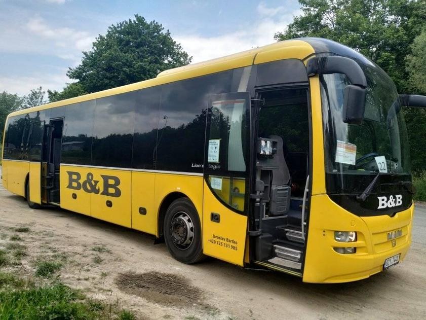 Autobusova doprava B&B BUS Jaroslav Bartko