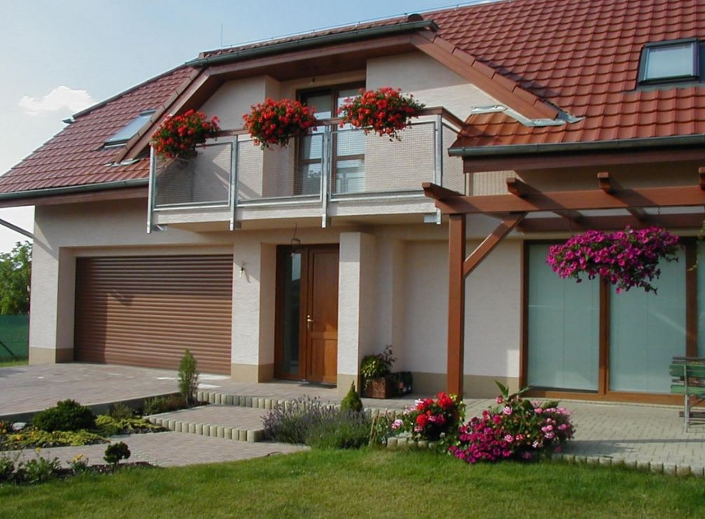 SPING STAV spol.s r.o. Luxusni rodinne domy Praha