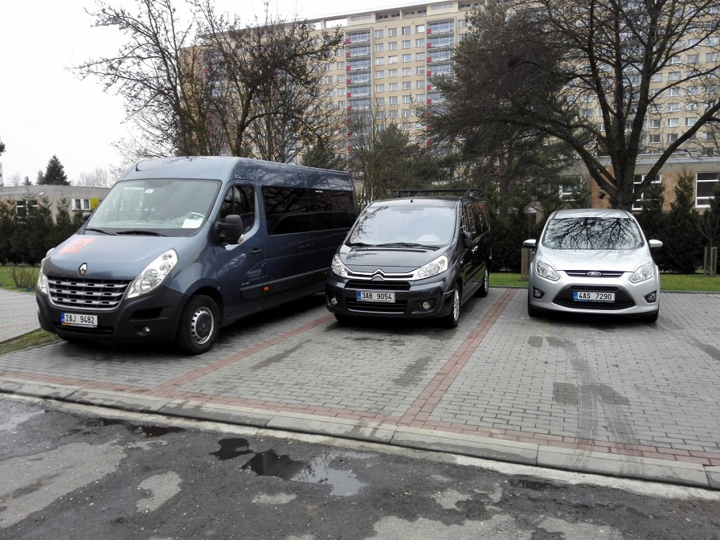 Personal Transport Prague s.r.o., Osobni autodoprava Praha