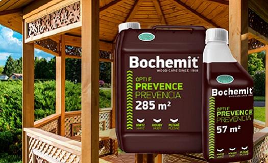 BOCHEMIT přípravky na ochranu dřeva