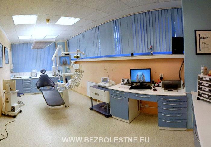 Centrum estetické stomatologie, dentální hygieny - Zlín