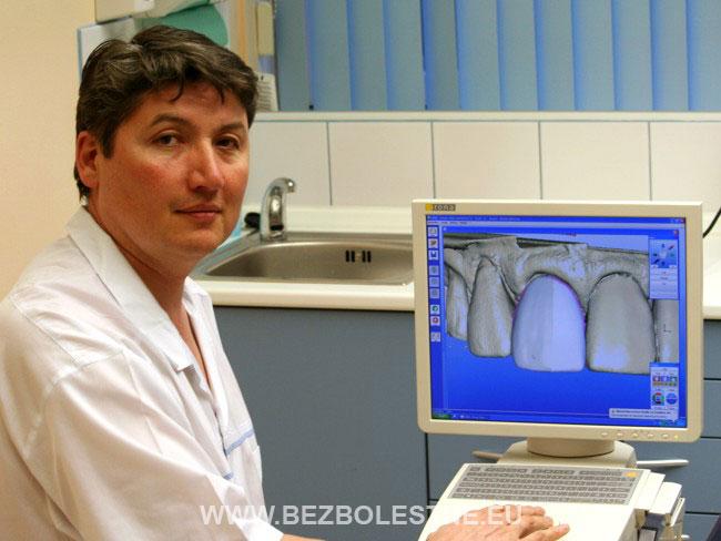 Rafael dentální klinika s.r.o. MUDr. Rafael Chajrušev