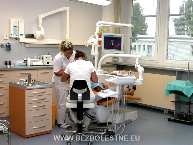 Rafael dentalni klinika s.r.o. MUDr. Rafael Chajrusev