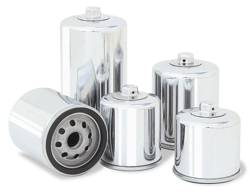 Filtry chladicích médií se používají u velkých vysokotlakých motorů nákladních automobilů a užitkových strojů