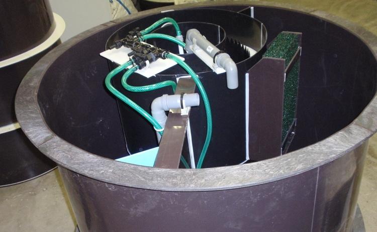 EKOCIS, spol. s r.o. čističky odpadních vod