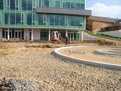 Výstavba pozemních staveb