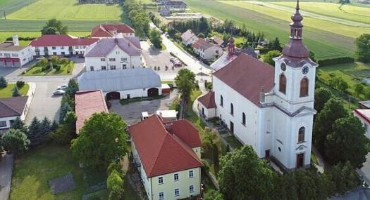 České Meziříčí - kostel