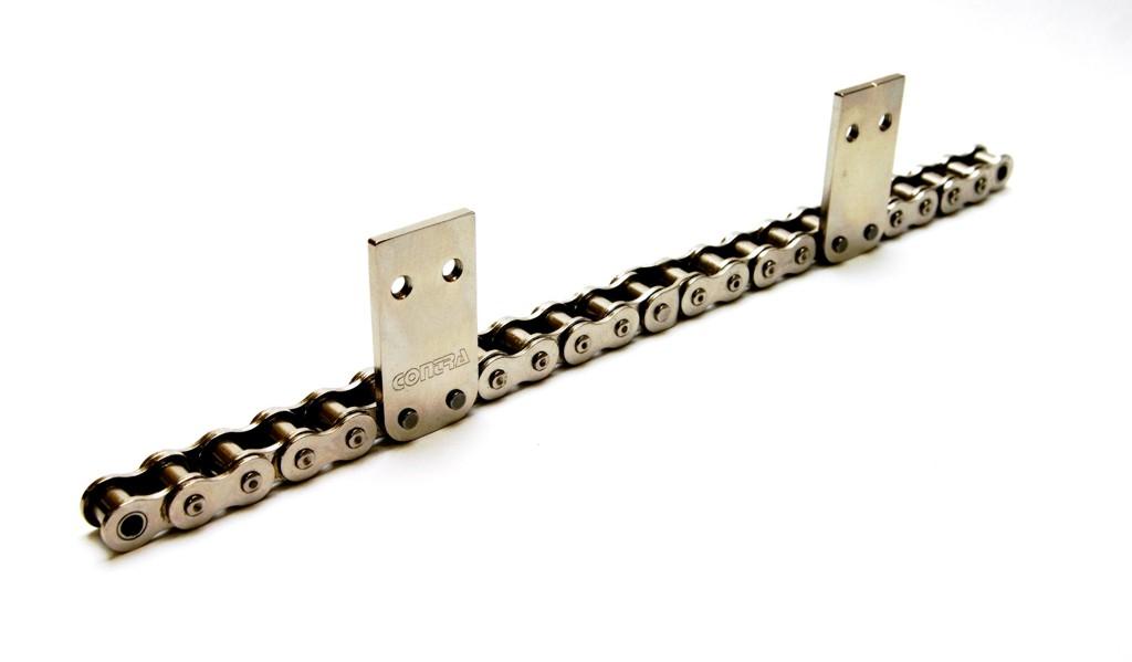 Speciální řetězy s unašeči, prodej, výroba