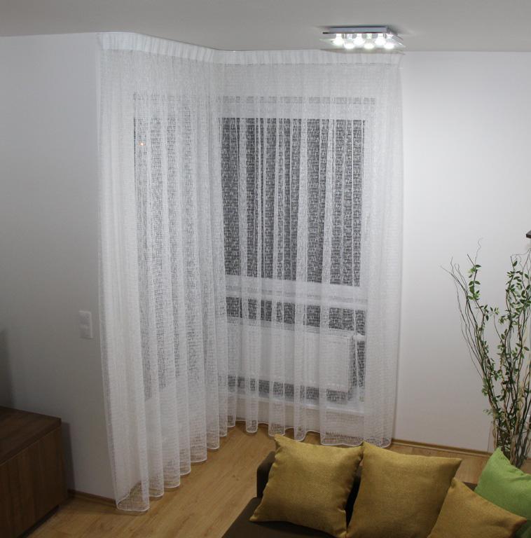 Nemačkavá záclona