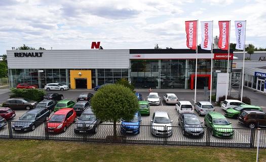 NEVECOM spol. s r.o. Autorizovaný prodejce Renault a Dacia