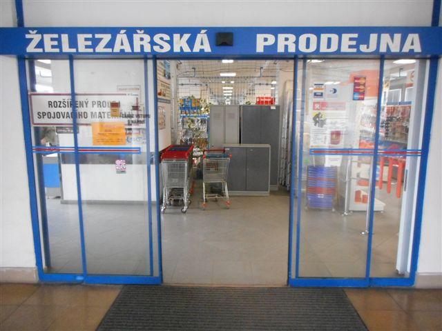 Železářství Brno prodejna