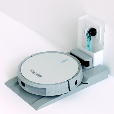 Robotický vysavač Tubo Robo TR800 s nabíjecí a samočistící stanicí