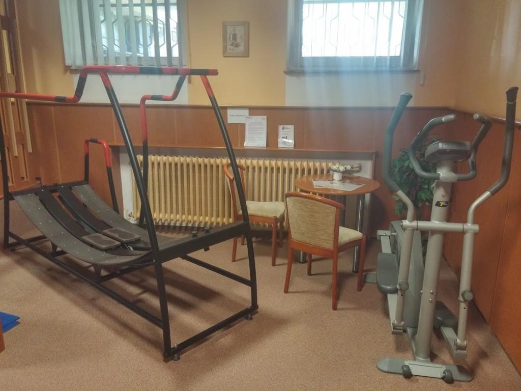 Fiveriders - komplexní cvičení na jednom stroji