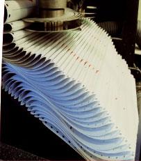 Papíry pro pokladní tiskárny a platební terminály s kopií i bez kopií