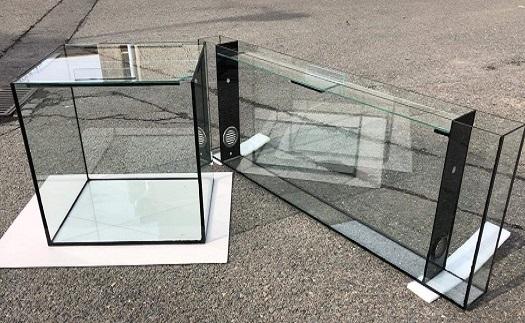 Sklenářství - zasklívání oken, výloh, dveří