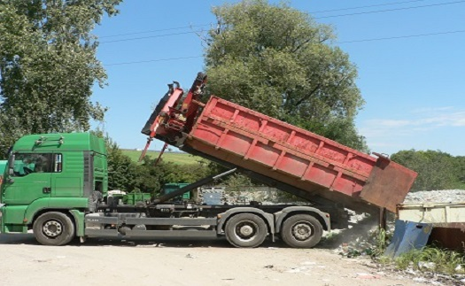 Hamburger Recycling CZ s.r.o. Provozovna Sběrné suroviny