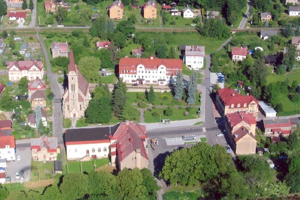 Městský úřad Velké Hamry