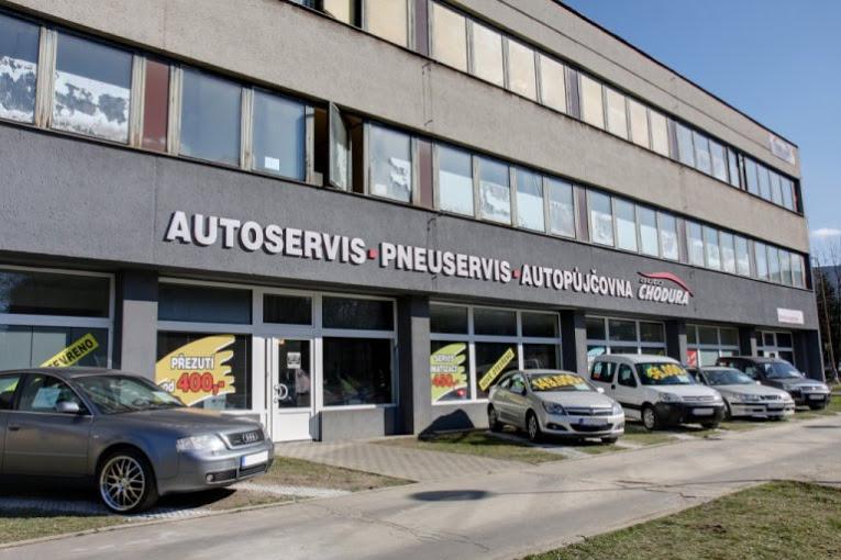 Autochodura s.r.o. Autoservis Havířov