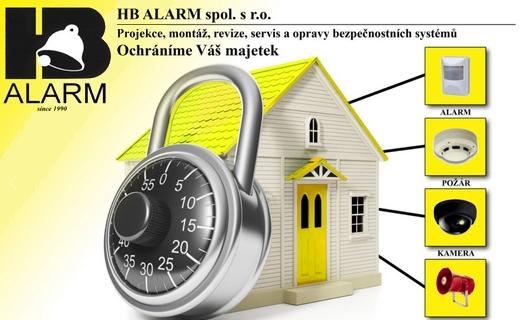 HB ALARM spol. s r. o.