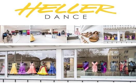HELLER DANCE Taneční obuv Praha