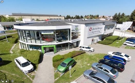 Auto Hégr, a. s., provozovna Olomouc autorizovaný partner ŠKODA