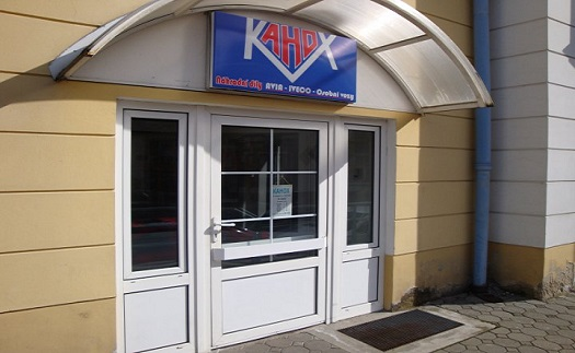 KAHOX auto s.r.o. Prodej autodilu