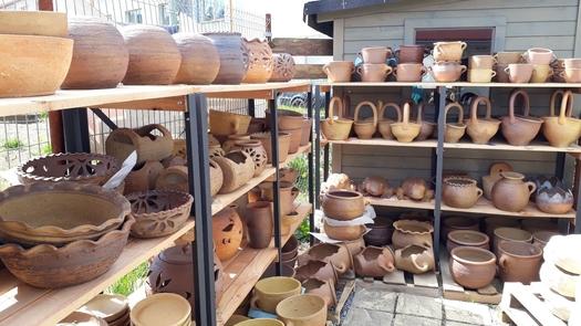 Zahradní keramika, dekorace