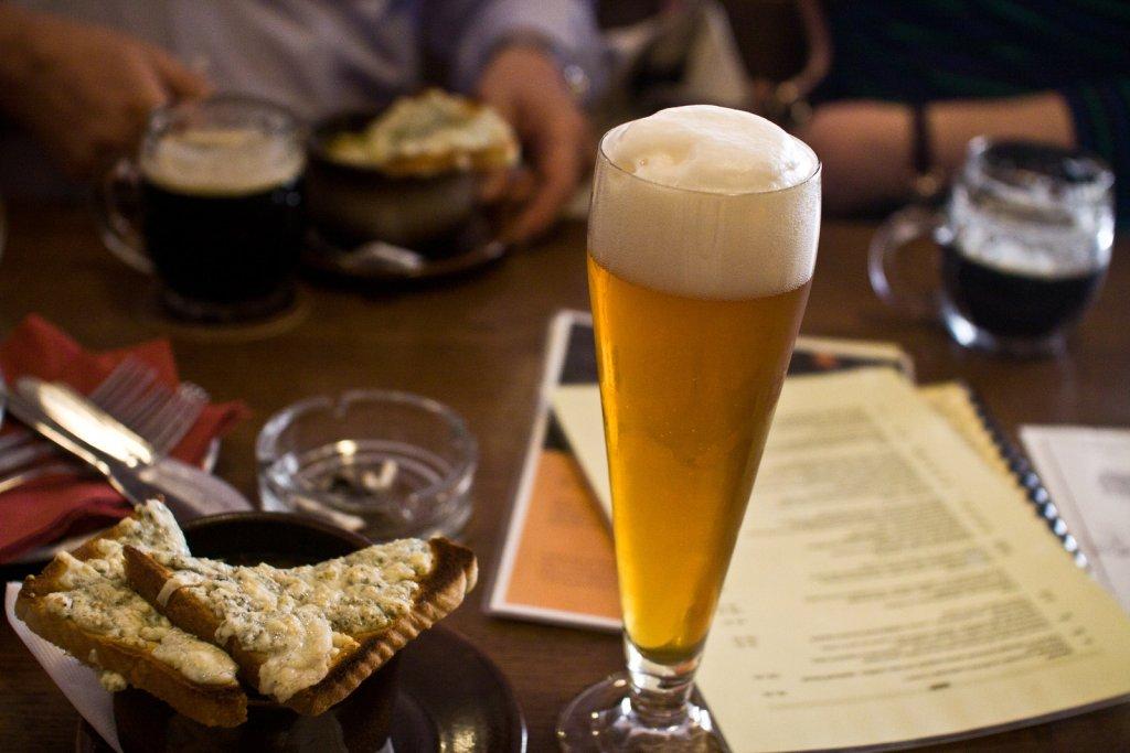 Klášterní pivovar Strahov Aleš Kocvera
