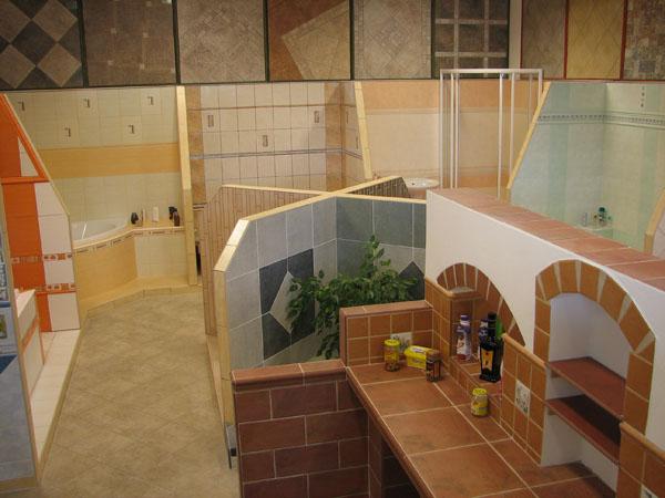 koupelnové studio Podivín