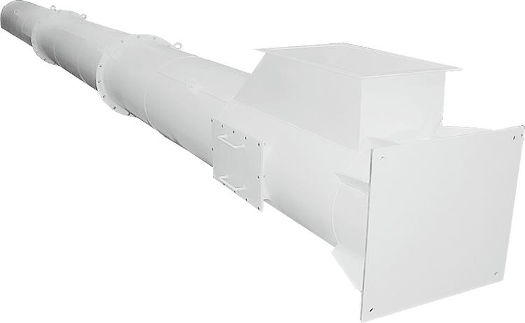 Standardní i atypické vzduchotechnické potrubí