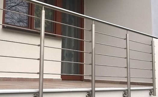 Zábradlí pro francouzská okna, balkóny - nákup přes e-shop