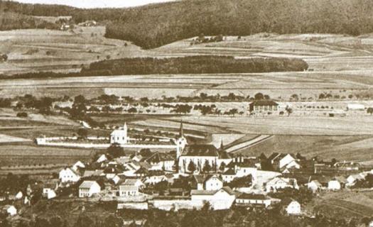 Historický pohled 1917