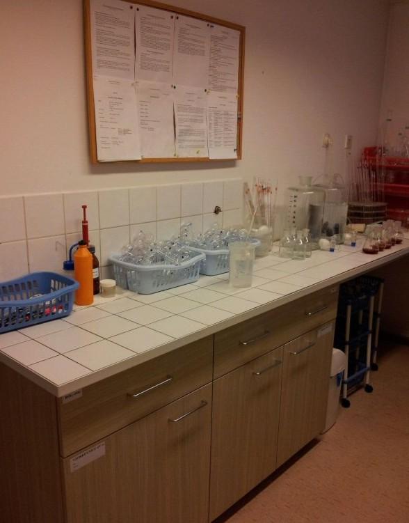 Vodohospodářská laboratoř Říčany